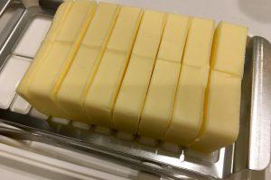 ステンレスバターケース